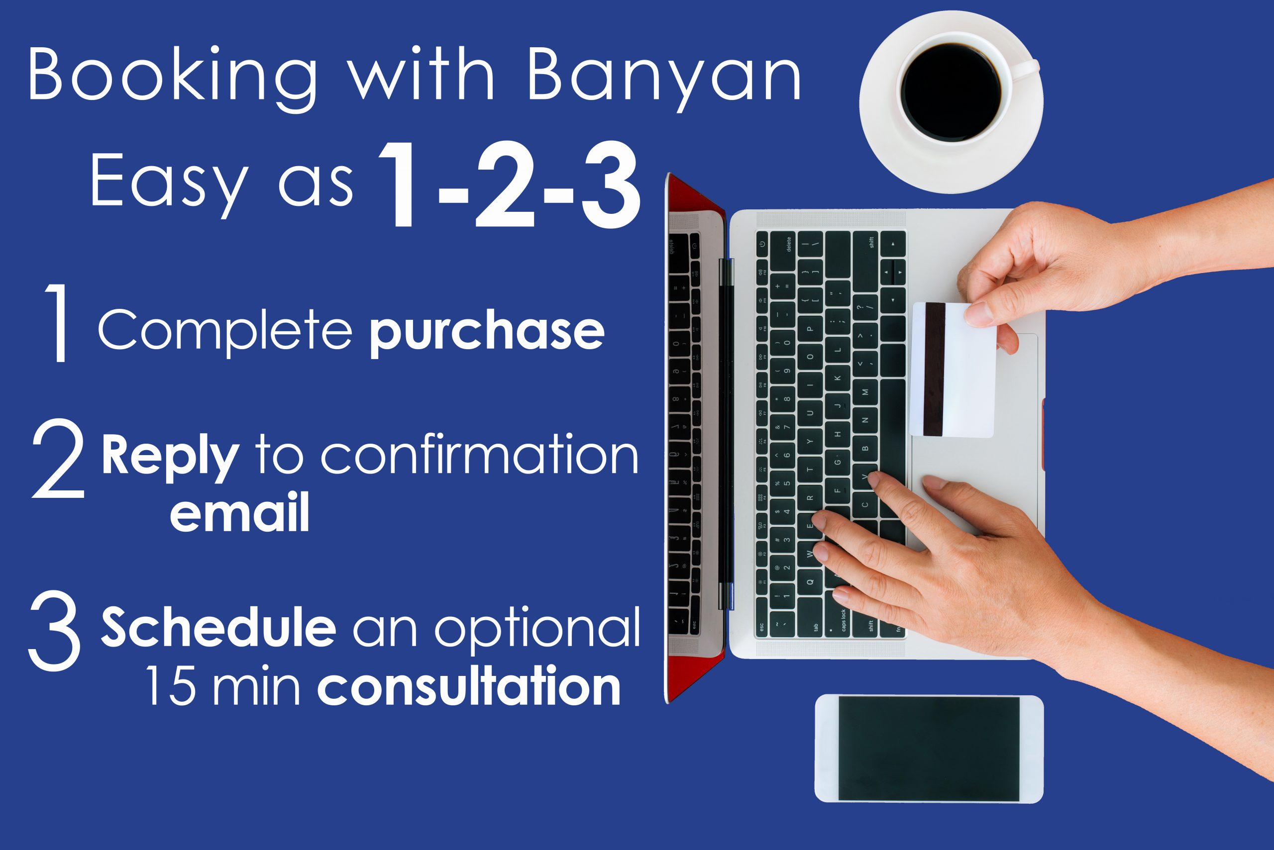 Booking with Banyan
